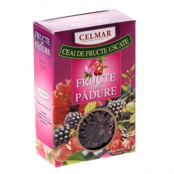 Ceai din fructe de padure 75 gr CELMAR