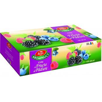 Ceai din fructe de padure 100 pl FARES