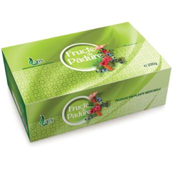 Ceai din fructe de padure- cu snur 100 pl LARIX