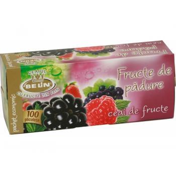 Ceai din fructe de padure 100 pl BELIN