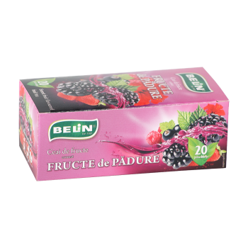 Ceai din fructe de padure 20 pl BELIN