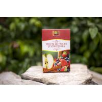 Ceai din fructe de padure si scortisoara