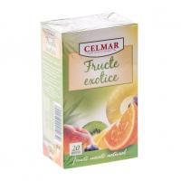 Ceai din fructe exotice