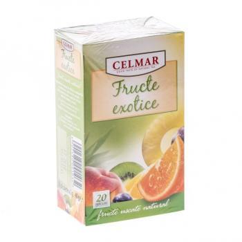Ceai din fructe exotice 20 pl CELMAR