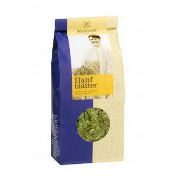 Ceai din frunze de canepa 40 gr SONNENTOR