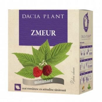 Ceai din frunze de zmeur 50 gr DACIA PLANT