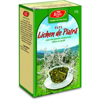 Ceai din lichen de piatra 50 gr FARES