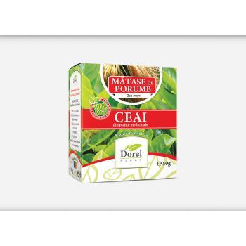 Ceai din matase de porumb 50 gr DOREL PLANT