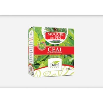 Ceai din muguri de pin 50 gr DOREL PLANT