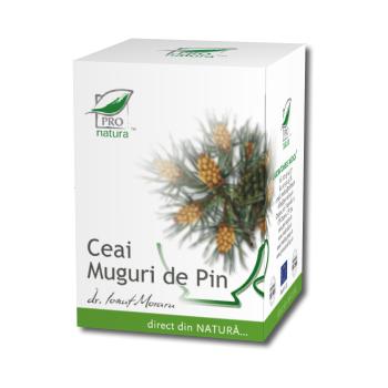 Ceai din muguri de pin 20 pl PRO NATURA