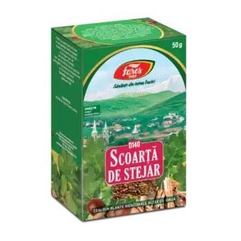 Ceai din scoarta de stejar 50 gr FARES