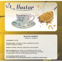 Ceai din seminte de mustar