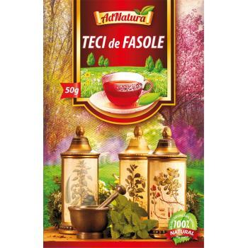 Ceai din teci de fasole 50 gr ADNATURA