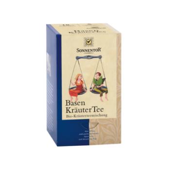 Ceai echilibrant acido-basic bio  18 pl SONNENTOR