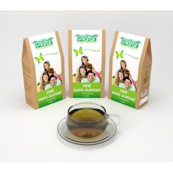 Ceai gastric cicatrizant 50 gr PLAFAR