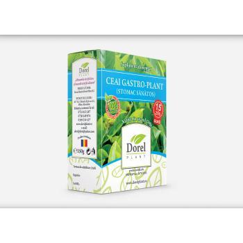 Ceai gastro-plant (stomac sanatos) 150 gr DOREL PLANT