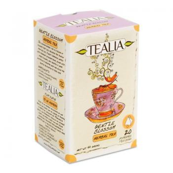 Ceai gentle blossom 20 pl TEALIA
