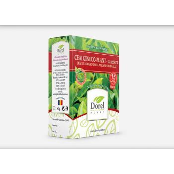 Ceai gineco-plant -uz extern (bai cu irigatorul, para medicinala) 150 gr DOREL PLANT