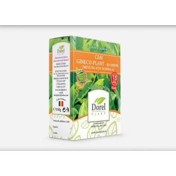 Ceai gineco-plant -uz intern (menstruatie normala) 150 gr DOREL PLANT
