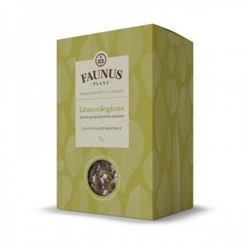 Ceai ginecologicus 90 gr FAUNUS PLANT