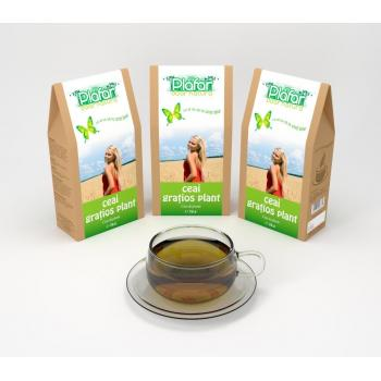 Ceai gratios plant 70 gr PLAFAR