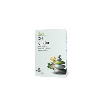 Ceai gripalin 50 gr ALEVIA