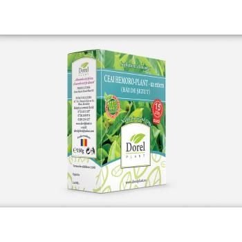 Ceai hemoro-plant -uz extern (bai de sezut) 150 gr DOREL PLANT