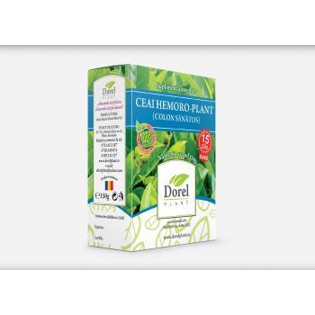 Ceai hemoro-plant (colon sanatos) 150 gr DOREL PLANT