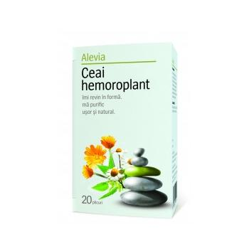 Ceai hemoroplant 20 pl ALEVIA