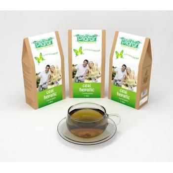 Ceai hepatic 50 gr PLAFAR