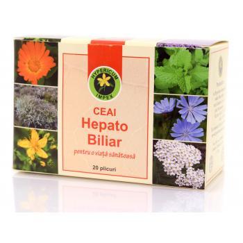 Ceai hepato-biliar 20 pl HYPERICUM
