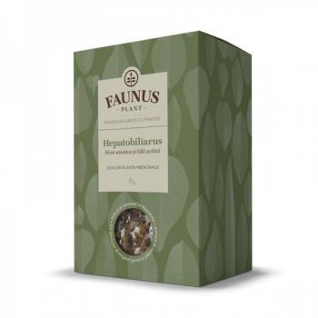 Ceai hepatobiliarus 90 gr FAUNUS PLANT