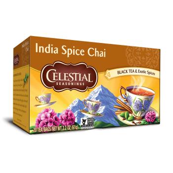 Ceai india spice chai tea 20 pl CELESTIAL