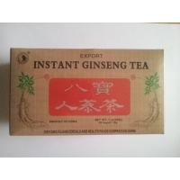 Ceai instant cu ginseng