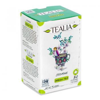 Ceai jasmine 20 pl TEALIA