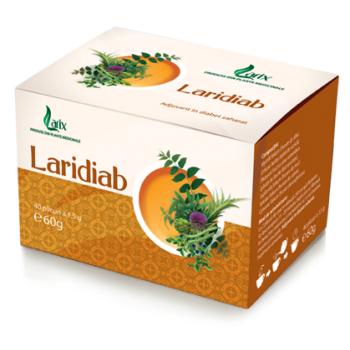 Ceai laridiab 40 pl LARIX