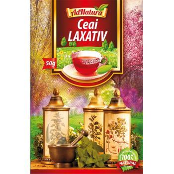 Ceai laxativ 50 gr ADNATURA
