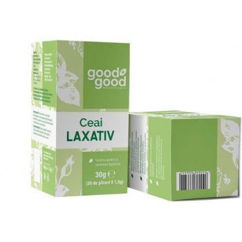 Ceai laxativ 30 gr GOOD GOOD