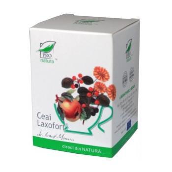 Ceai laxofort 20 pl PRO NATURA