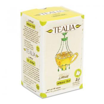 Ceai limone 20 pl TEALIA