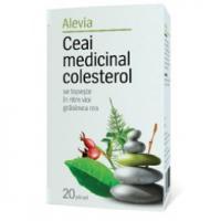 Ceai medicinal colesterol