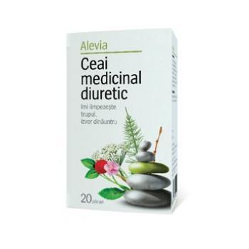Ceai medicinal diuretic 20 pl ALEVIA