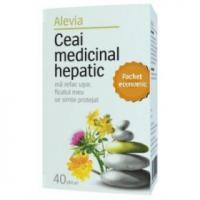 Ceai medicinal hepatic pachet economic