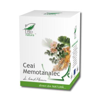 Ceai memotanalec 20 pl PRO NATURA