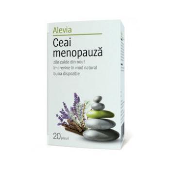 Ceai menopauza 20 pl ALEVIA