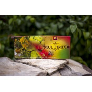 Ceai multimix nr.1 100 pl STEF MAR