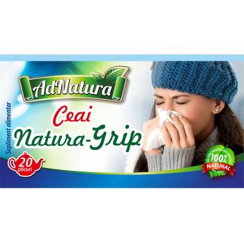 Ceai Natura - Grip 20 pl ADNATURA