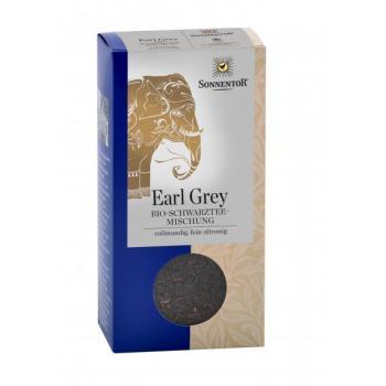 Ceai negru earl grey 90 gr SONNENTOR