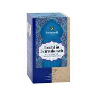 Ceai negru, o noapte in marrakech