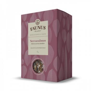 Ceai nervocalmus 90 gr FAUNUS PLANT